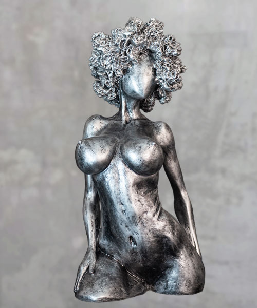 Escultura decorativa
